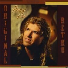 Original Retro by RONNY LEE (CD/Digipak/SEALED - Private-Indie) rare AOR-MELODIC