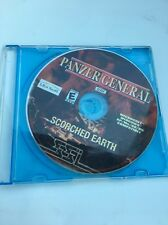 Panzer General -Scorched Earth-PC CD-ROM-TESTED-RARE VINTAGE-SHIPS IN 24 HOURS
