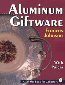 Vintage Aluminum Collector Guide inc Hammered, Pattern ID by Continental, Others