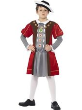King Henry VIII World Book Day Week Fancy Dress Costume 27129   10 to 12 Years
