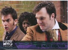 Doctor Who Timeless Green Parallel Base Card #67 The Next Doctor