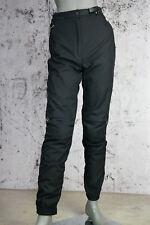 Dainese Pantalones Moto,Pantalones Textiles,Mujer- Manguera Negro Talla 44