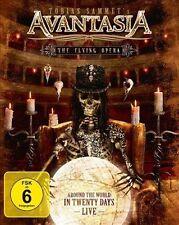 USED (LN) Avantasia: Flying Opera - Around the World [Blu-ray] (2013)