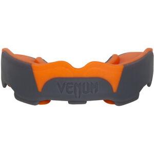 Venum Predator Mouthguard with Case - Gray/Orange