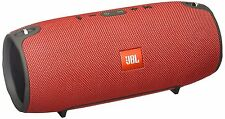 JBL Xtreme Portable Splashproof Wireless Bluetooth Speaker (Red)  #XTREMEREDUS