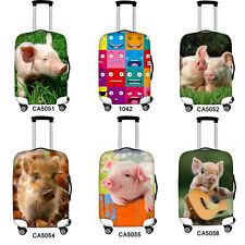 Funky Pig Elastic Dust-proof Luggage Cover Suitcase Protector 20,22,24,26,28,30