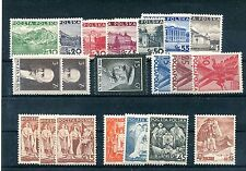POLAND 1928-1939 NICE LOT STAMPS ALL IN VERY SCARCE PERFECT MNH QUALITY SEE SCAN