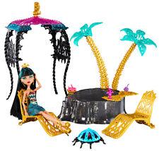 Mattel Monster High 13 wünsche Cleo & Wüstenoase Puppe Y7716
