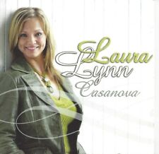 Laura Lynn ‎– Casanova   2-cd single in cardboard