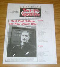 Bjo Trimble's Sci-Fi Spotlite vol. 1 #1 VF- doctor who - space-time continuum