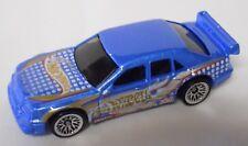 2001 Hot Wheels Mercedes C-Class #171-Metallic Blue Paint