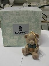 Lladro From Santas Workshop Collection Teddy Bear Ornament 01006344
