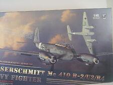 Messerschmitt Me 410 B - Meng Flugzeug  Bausatz 1:48 - 004  #E