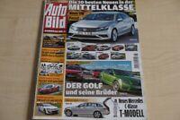 3) Auto Bild 48/2013 - BMW i3 mit 170PS besser als - Nissan Leaf Acenta 109PS be