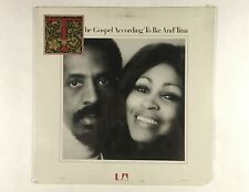 IKE & TINA TURNER The Gospel According to Ike and Tina LP UA-LA203-G SEALED 2B