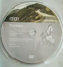 Audi Navigation Plus RNS-E 2018 Deutschland + Österreich + OSTEUROPA (DVD3)