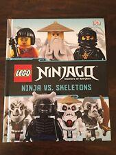 Lego Ninjago Masters of Spinjitzu: Ninja vs. Skeletons