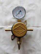"""TAPRITE T1661ST-02 CO2 Secondary Beer Single Pressure GAUGE Regulator 5/16"""" Barb"""
