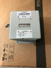 E-Mon D-Mon 3 Phase Class 2000 Kw Meter 480200 *Untested*