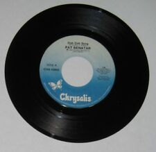 "Pat Benatar - Canadian 45 - ""Ooh Ooh Song"" / ""Diamond Field"" - NM"