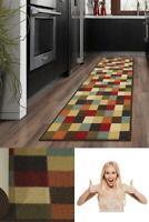 """Laundry Room Kitchen Hallway Runner Rug Carpet Mat Non-Slip Rubber Home 20""""x59"""""""