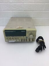 Function Generator with Frequency Counter, Metex, Model MXG-9802 120V AC, Used