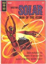 Doctor Solar Comic Book #12, Gold Key 1965 VERY FINE-