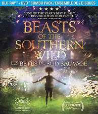 Beasts of the Southern Wild Blu-ray DVD Combo 2012 - New