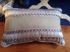 Croscill Boudoir Pillow, NWOT, 12' X 18'