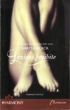 Libro HARMONY PASSION Nr. 19 - Lezioni Proibite - Shayla Black