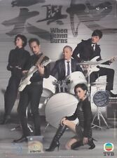 Hong Kong TVB Drama DVD When Heaven Burns 天与地 (2011) English Subtitle