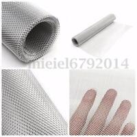50cm x 3m Hole Dia 2mm/3.5mm Fine Aluminium Modelling Mod Mesh Wire Roll Modroc