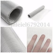 model making Aluminium Fine Flattened Expanded Mesh 300mm x 200mm