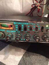 New ListingCobra 29 Wx Nw St Sound-Tracker Night Watch Cb Radio w/ Accessories