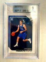LOWEST$ LUKA DONCIC 2018-19 NBA HOOPS #268 ROOKIE BGS 9 MINT DALLAS MAVERICKS RC