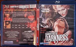 DAUGHTERS OF DARKNESS/THE BLOOD SPATTERED BRIDE-Blu-ray (1971) Blue Underground