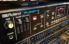 Roland MKS-30 Planet S Synthesizer Module Excellent Condition, Tested.
