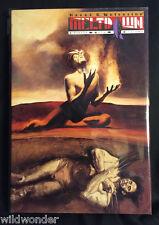 HAVOK & WOLVERINE MELTDOWN HARDCOVER S&N EDITION (1507 / 2000) 1990 NM MARVEL