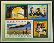 Timbre HAUTE VOLTA / UPPER VOLTA Stamp - Yvert et Tellier Bloc n°5AN n** (Y6)