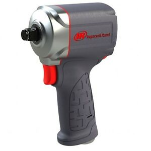 """Ingersoll Rand Ultra Compact Impactool Impact Wrench 15QMAX - Quiet 3/8"""" Drive"""