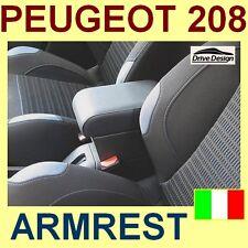 PEUGEOT 208 - armrest for - mittelarmlehne - accoudoir - made in Italy