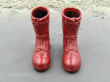 1/6 scale toy Skull Guard Red - Joel - Red M.O.P.P. Boots (Foot Type)