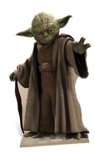 Yoda Star-Mini Star Wars Pappaufsteller