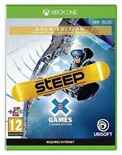 Xbox One Spiel Steep X Games - Gold Edition NEUWARE
