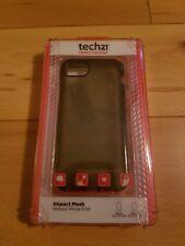 NEW Genuine Tech21 IMPACT MESH Case iPhone 5 5s - SMOKEY