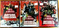 Bayside Shakedown The Movie 1 2 3 Collection ~ All Region ~ Brand New & Seal ~