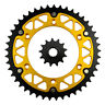 13T Front 45T-52T Rear Sprocket For Suzuki DRZ RMZ RMX 250 RM125 Kawasaki KLX400