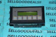 Omron NT2S-SF122B-EV1 Interactive LCD Display NT2SSF122BEV1