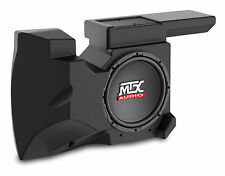 """New listing Mtx Rzrxp-10 Polaris Rzr Amplified 10"""" Subwoofer Enclosure Free Shipping"""