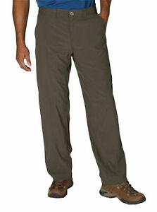 ExOfficio Nomad Pant Men's Regular Length Trousers Casual 1021-5131 Camping Hike